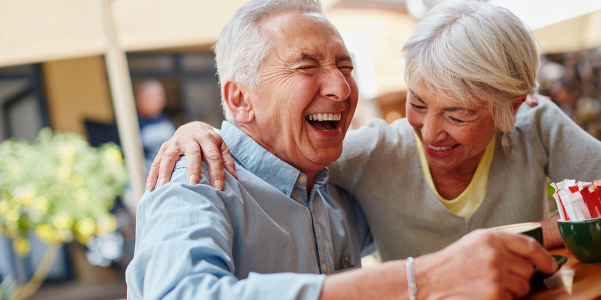 Laughing Patients